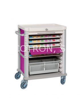 Single-dose cart
