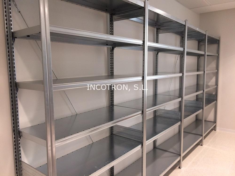 Loading Shelf