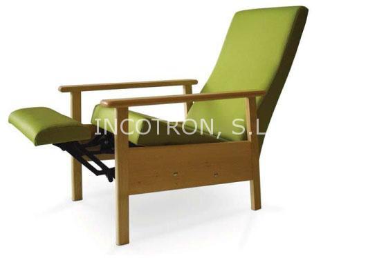 Mobiliario para geriatría