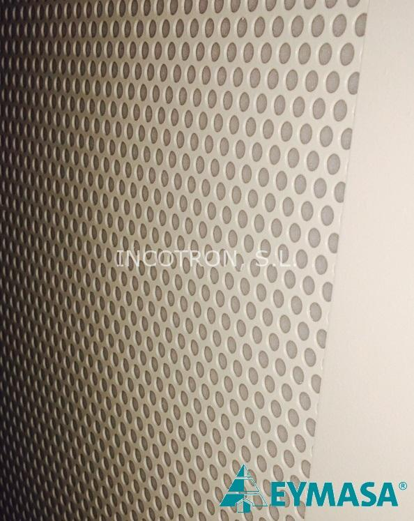 Perforated inner panel