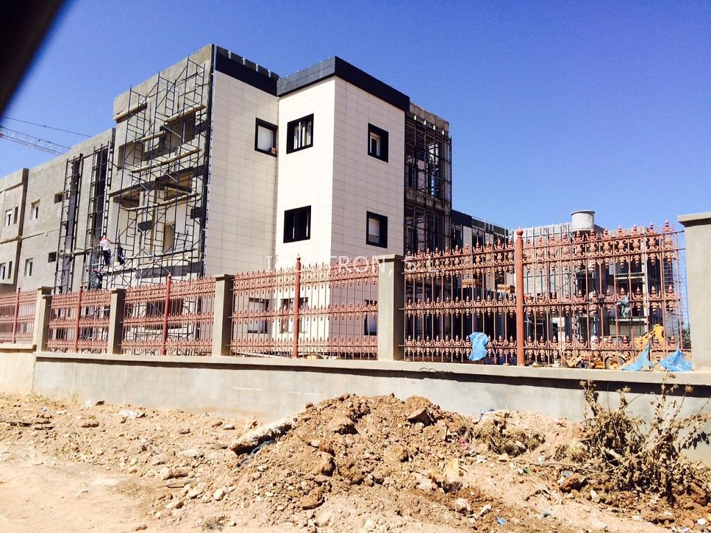 EYMASA equipará hospitales en Orán (Argelia)