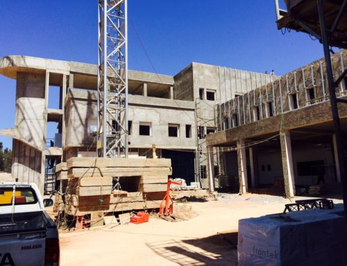EYMASA equipará los hospitales en Orán (Argelia)