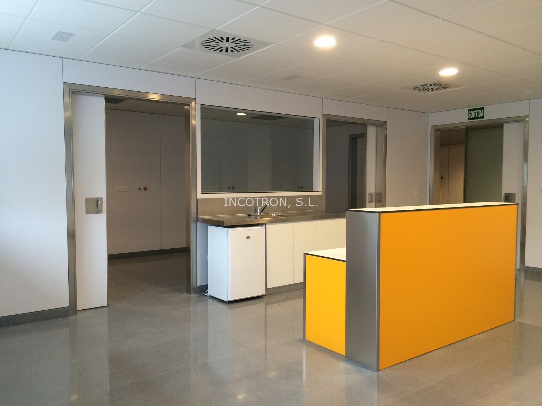 proyectos de mobiliario hospitalario