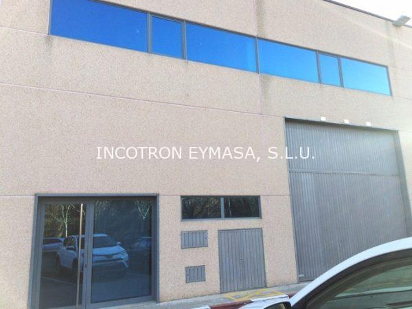 New facilities of Incotron Eymasa