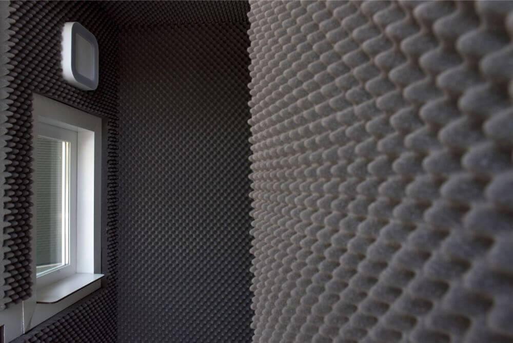 cabina audiometrica interior 2