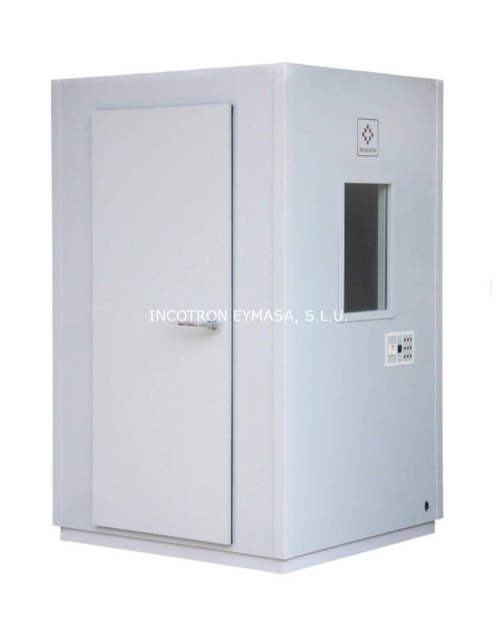 cabina audiometrica pequena 1