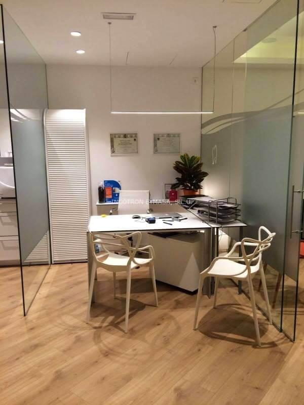 mobiliario clinica dental consulta