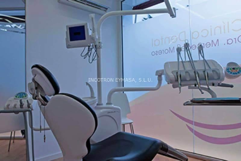 mobiliario clinica dental sillon